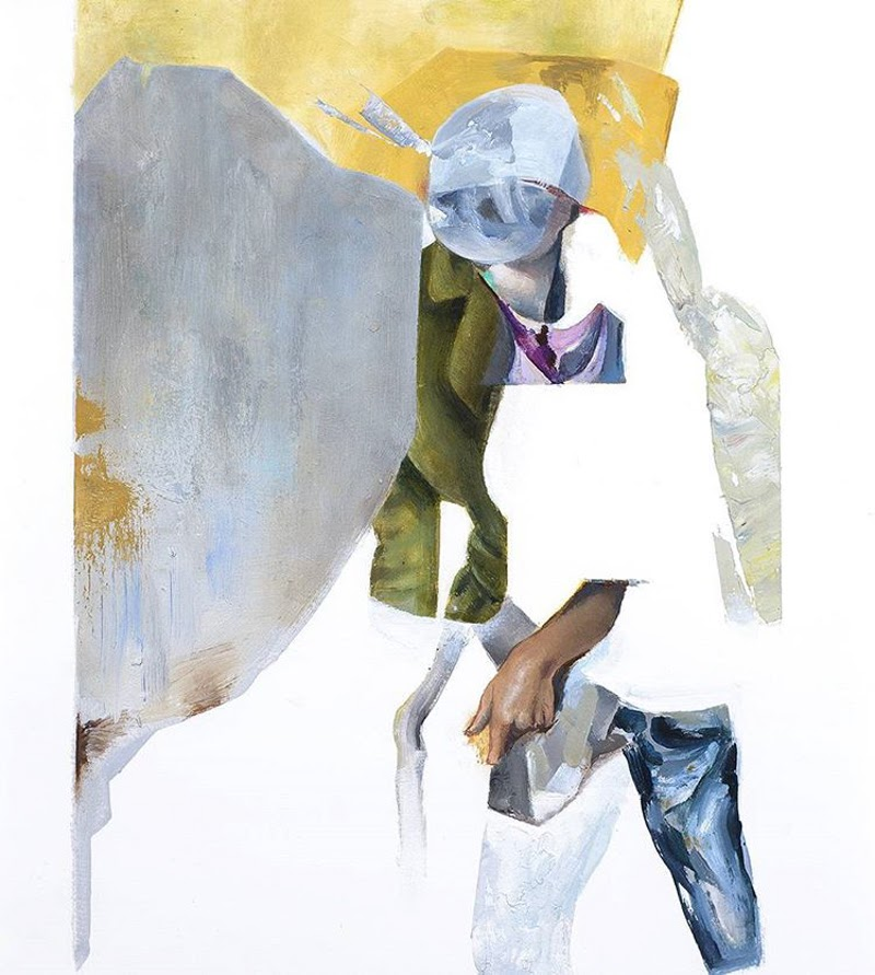 Abstracted Figures by Kirstine Reiner Hansen from United States.