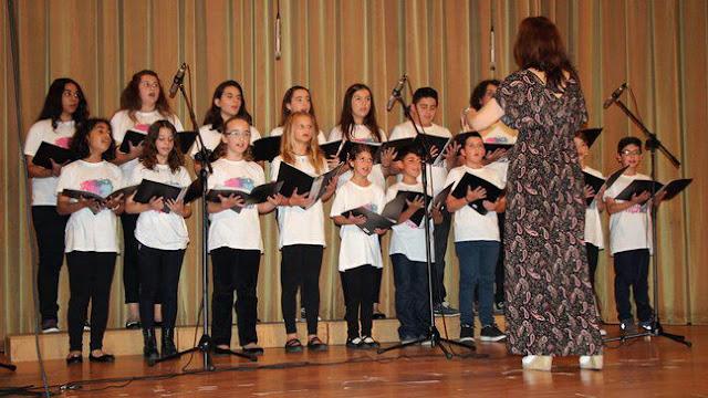 """Με μεγάλη επιτυχία ολοκληρώθηκε το 1o Φεστιβάλ Μαθητικών - Νεανικών Χορωδιών """"Orpheus Youth Festival"""""""