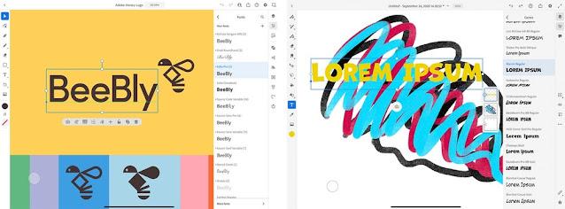 Font Terbaru untuk Adobe Creative Cloud