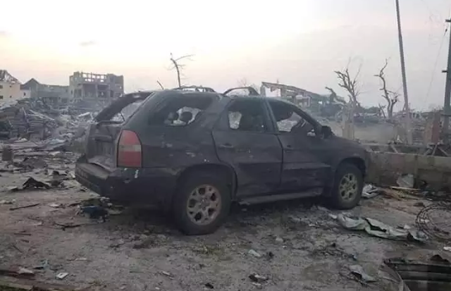 FESTAC Explosion is a Bomb Blast not a Pipeline Explosion - Eyewitness Reveals