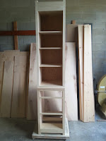 Linen style cabinet
