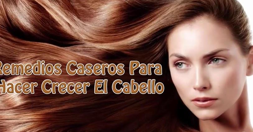 Conspiraciones y Noticias Actuales  Remedios caseros para hacer crecer el  cabello ef176f118fef