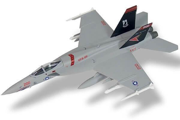 aviones de combate F/A-18E Super Hornet