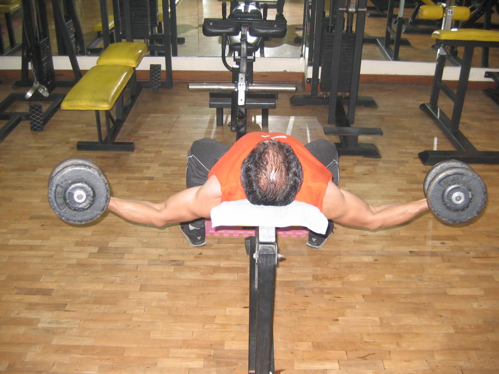 ¿Nuestra masa muscular se ve afectada con la edad