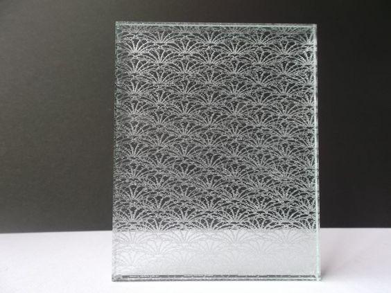 Decorative Fabric Laminated Glass