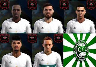 Facepack Extra FC Coritiba updt 2016 Pes 2013