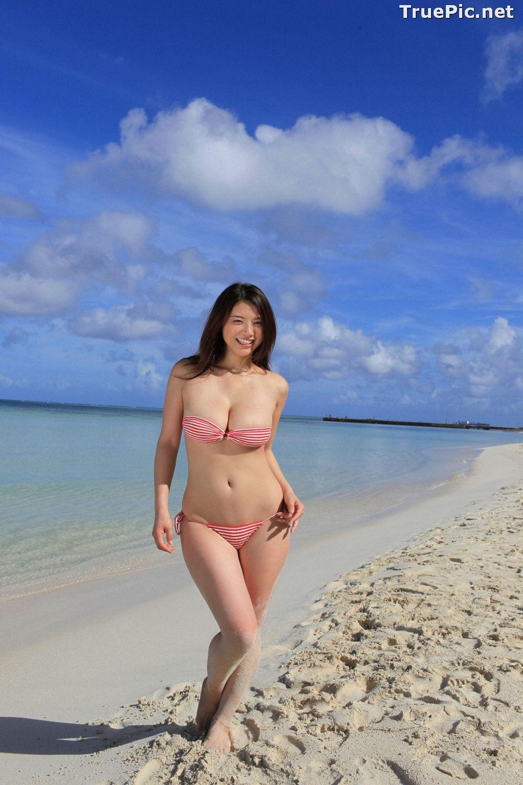 Image [YS Web] Vol.306 - Japanese Actress and Gravure Idol - Hitomi Aizawa - TruePic.net - Picture-2