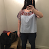 Fit Review|Anthropologie Tillie Embroidered Blouse