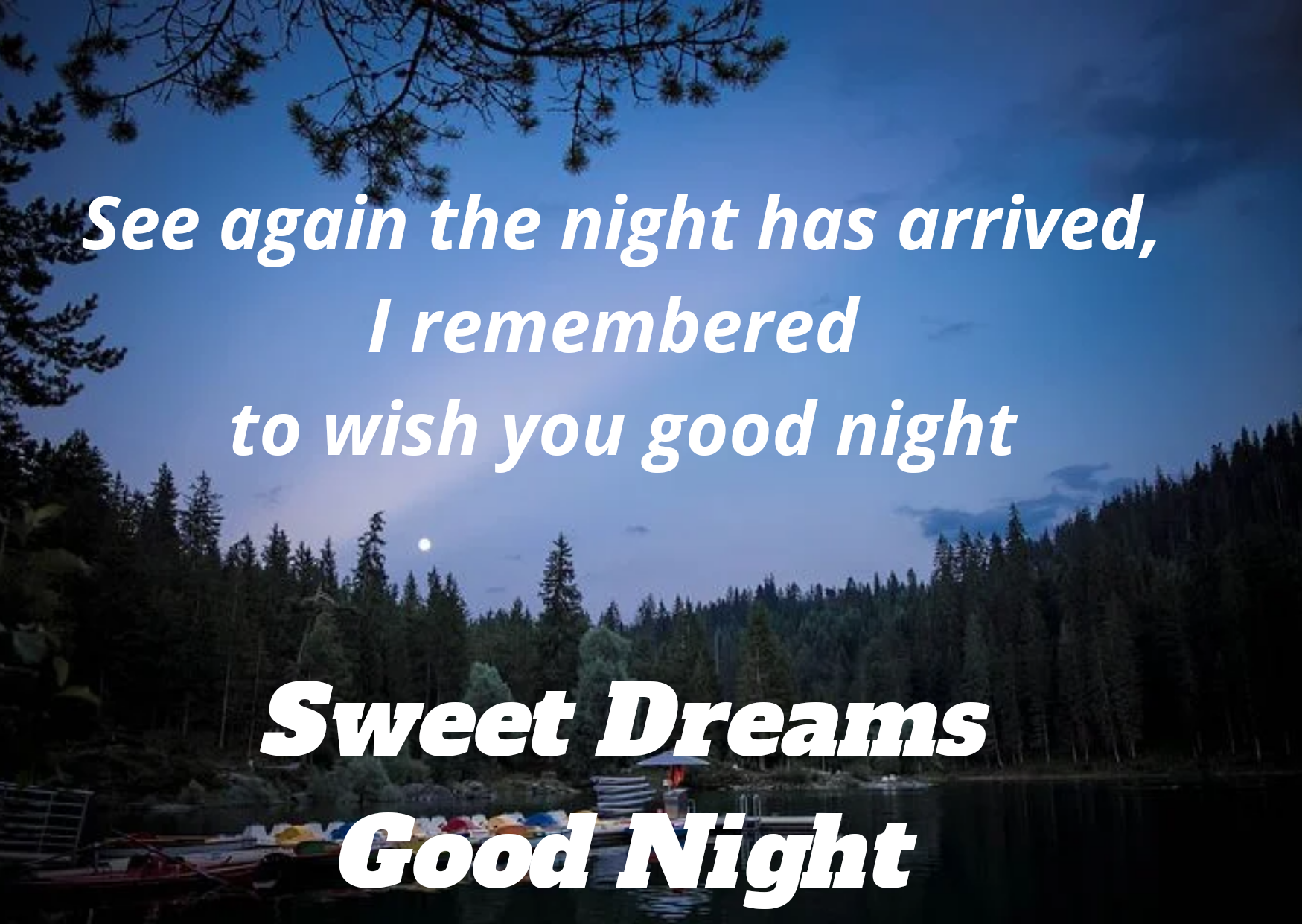 Best Beautiful Good Night English status, wishes, massage, Images, Picture, Photo, Quotes