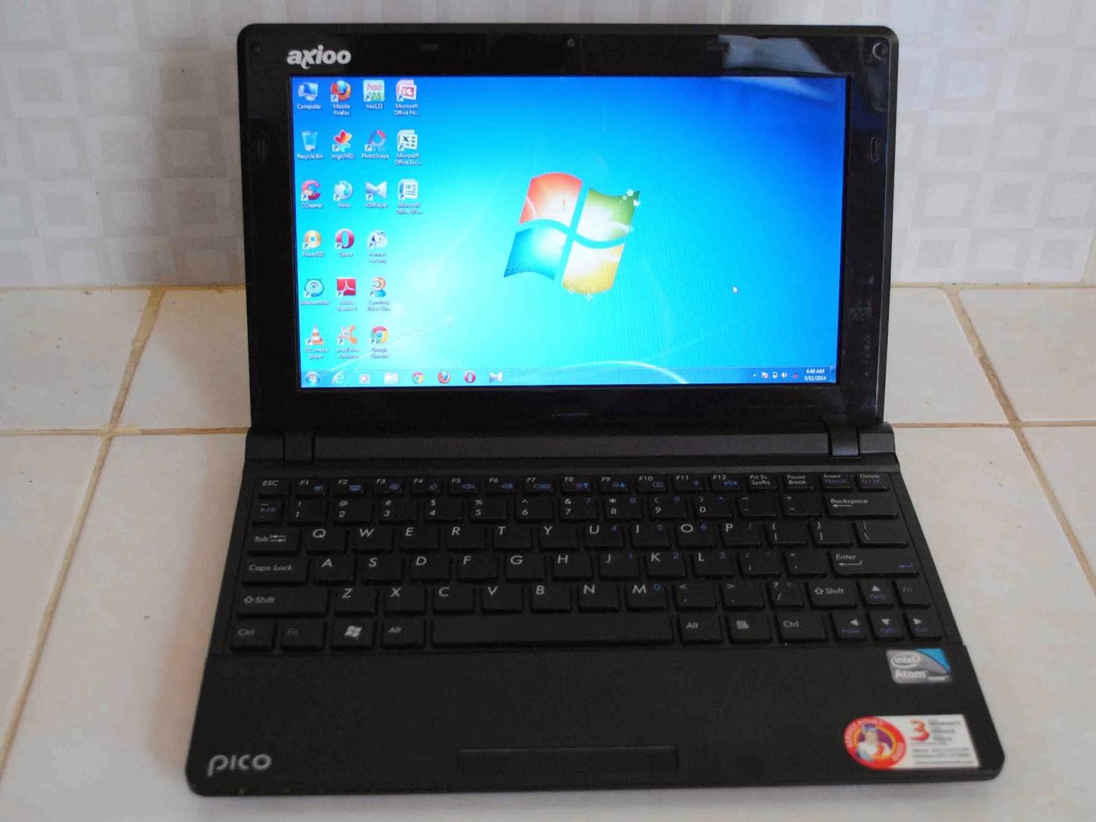 DAHA LAPTOP (Jual Beli Netbook & Laptop Second): NETBOOK