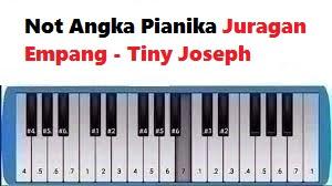 Not Angka Pianika Juragan Empang Tiny Joseph Calonpintar Com