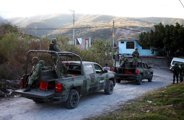 Marina y policías se los llevaron vivos… aparecieron incinerados en Tamaulipas