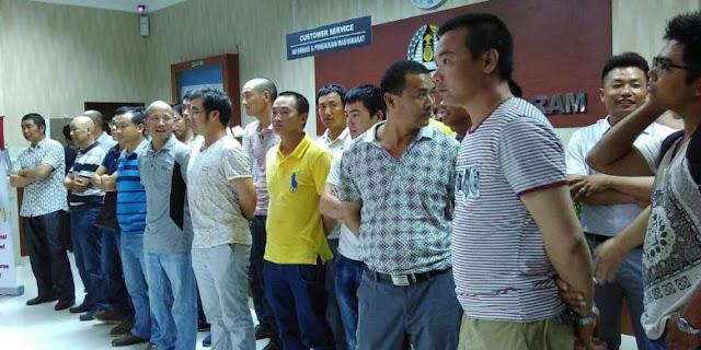 Akibat Bebas Visa, Tenaga Kerja China Membludak Masuk Indonesia, Imigrasi Kewalahan