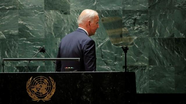 Takut Sebut Nama China? Joe Biden 'Ditertawakan' usai Pidatonya di Majelis Umum PBB