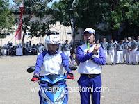 Safety Riding Jadi Program Ekstrakurikuler SMK di Jawa Tengah