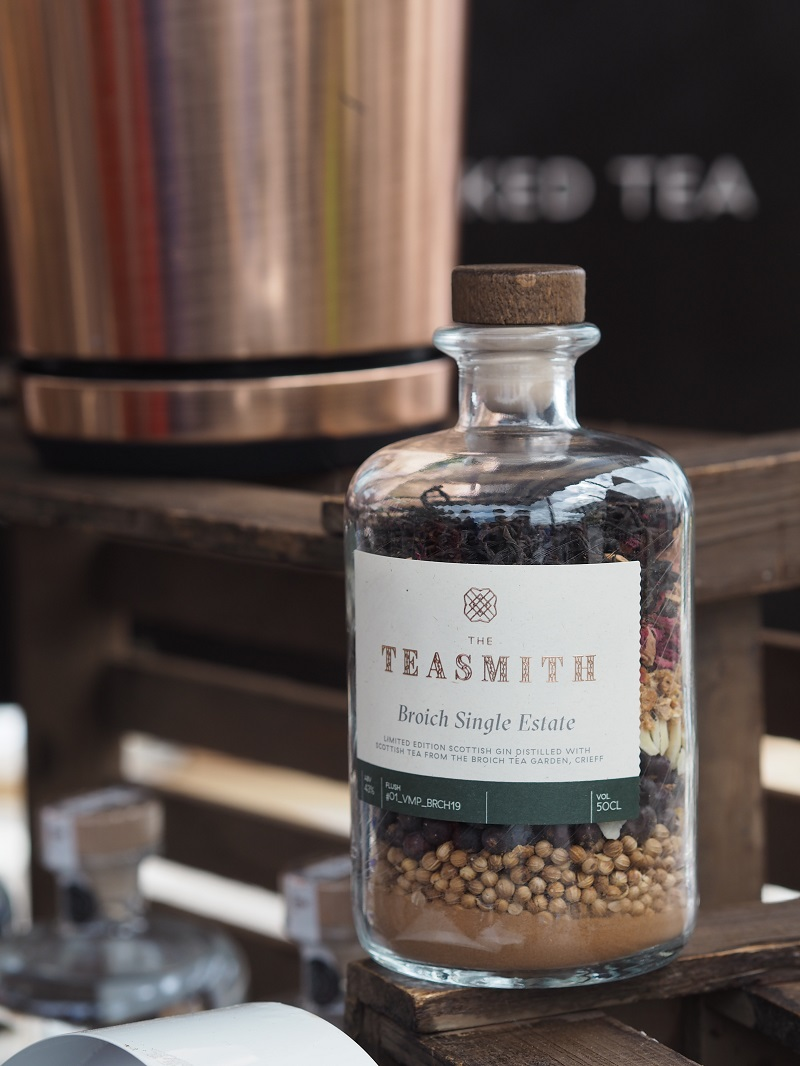The Teasmith Broich Single Estate Gin