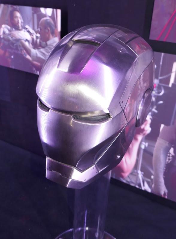 Mark II helmet Iron Man