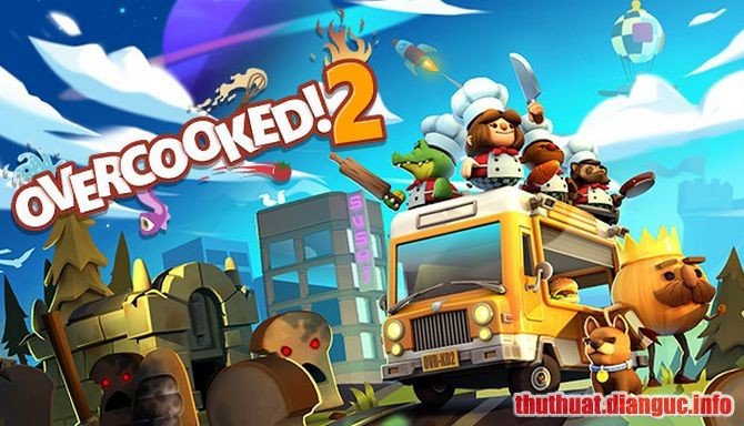 Download Game Overcooked! 2 Full Cr@ck