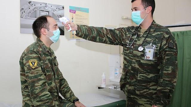 Προστασία Στρατιωτικών από COVID-19: Τι προτείνεται σε ΥΕΘΑ (ΕΓΓΡΑΦΑ)
