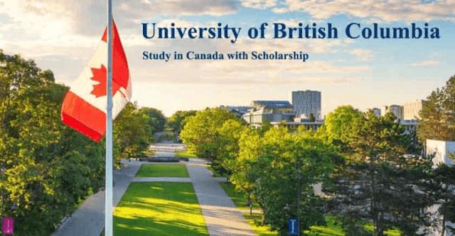 جامعة كولومبيا البريطانية