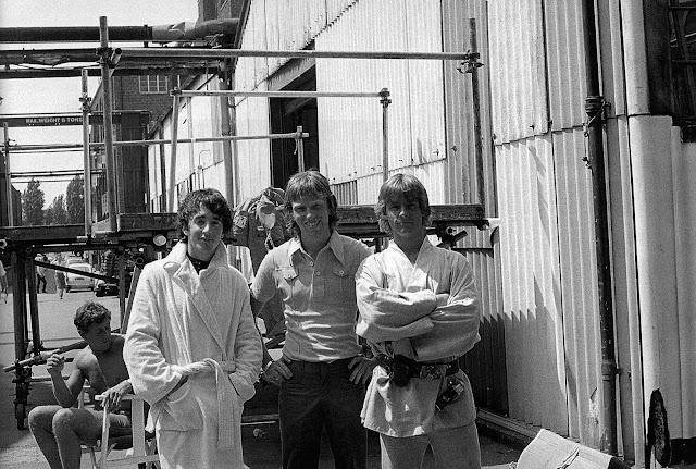 "Recenzja dokumentu ""Elstree 1976"" Mark Hamill - Star Wars | Zjadacz Filmów"
