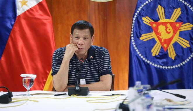 Duterte: No COVID-19 vaccine, no classes