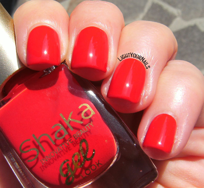 Shaka 05 Red Love smalto