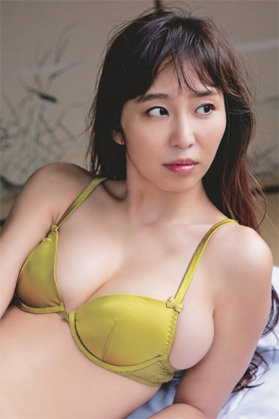 Misumi Shiochi 塩地美澄, Weekly SPA! 2019.01.29 (週刊SPA! 2019年1月29日号)