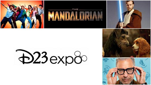 Presentación todas las novedades de Disney+ en la D23Expo