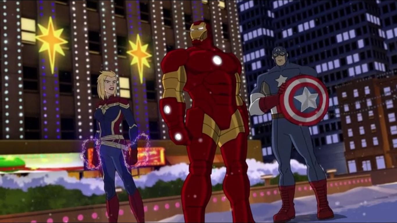 avenger iron man save the world