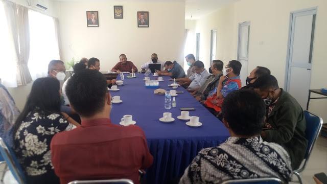 Wirya Putra Sar Silalahi Menghadiri Rapat Koordinasi PGI Wilayah Kepri