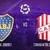 Boca Juniors vs San Martín Tucumán EN VIVO por la jornada 23 de la Superliga Argentina. HORA / CANAL