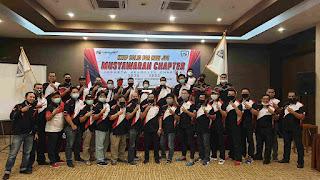 Jakarta Velozity Chapter (JVC) gelar pesta Demokrasi Musyawarah Chapter dengan adaptasi New Normal