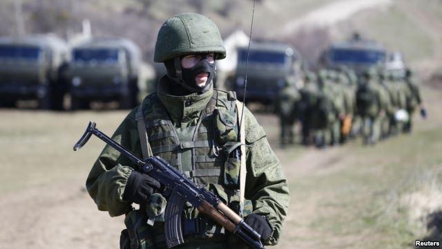 Η Ρωσία κατεβάζει στρατό στην Κριμαία - Νευρικότητα στο Κρεμλίνο μετά από πληροφορίες για απόπειρα ανάκτησης εδαφών από ΕΕ - ΝΑΤΟ.