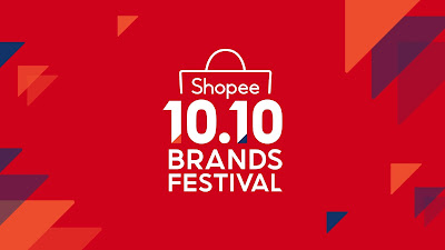 Shopee 10.10 Sale