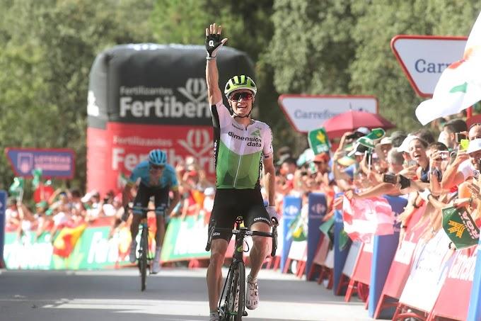 Vuelta a España 2018 - 4ª etapa