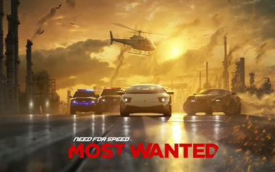 NFS Most Wanted 2012 Highly Compressed 353MB PC Game Downlaod - NikkGaming