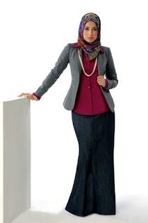 Baju Kantor Muslim Dan Tips Memilih Model Terbaru Yang Pas Untuk Bekerja