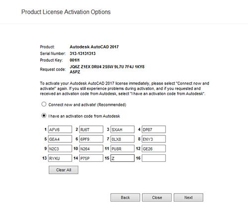 autodesk autocad 2017 serial number free