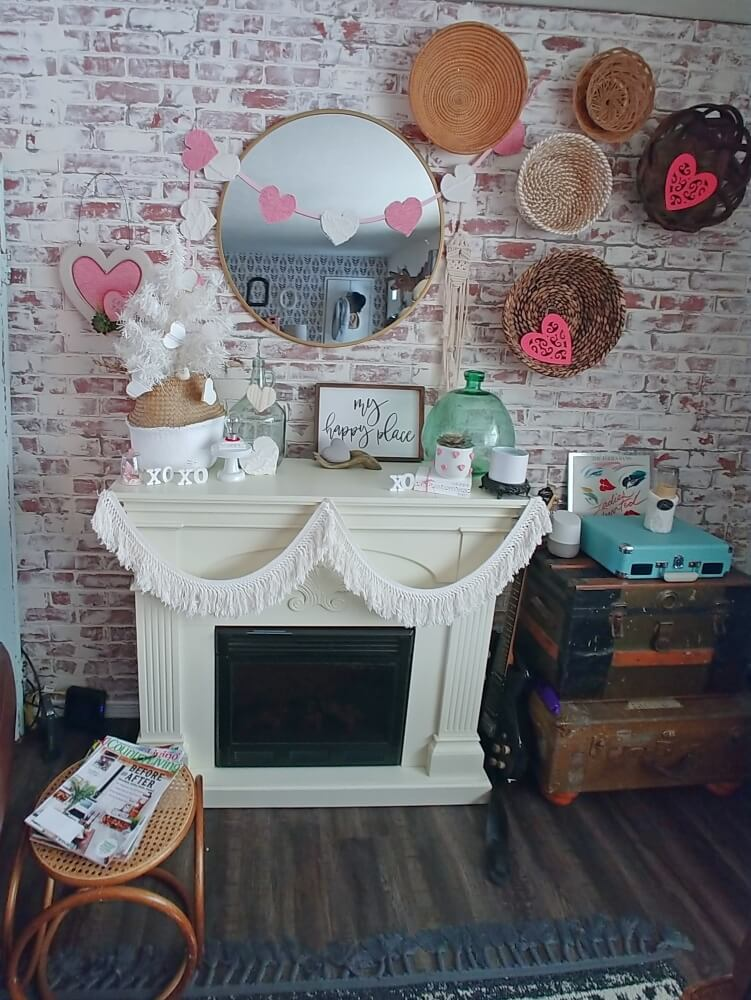 Valentine Decor Tour