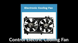 Control Electronic Cooling Fan