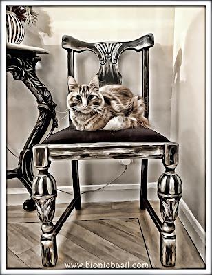 Fudge's Really Regal Selfie ©BionicBasil® Puzzle