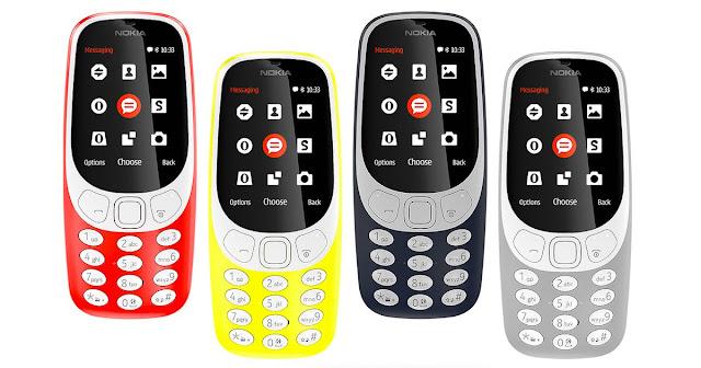 Nokia 3310 launch date in India
