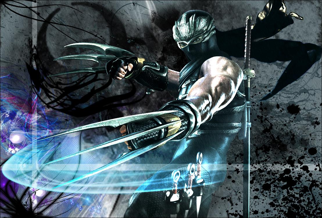 Waka 2 Ninja Gaiden Wallpaper Hd