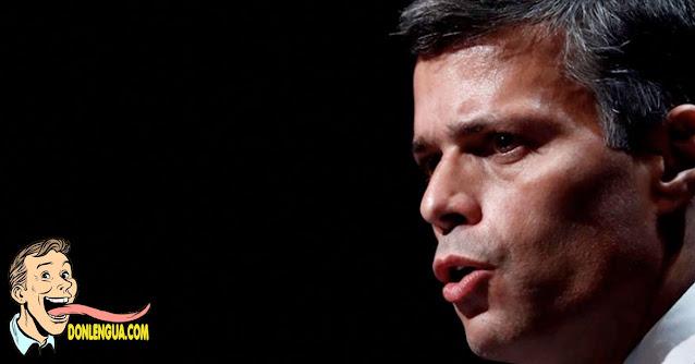 Leopoldo dice que quienes piden intervención son los Extremistas