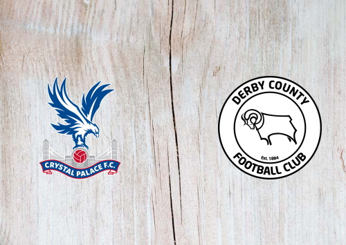 Crystal Palace vs Derby County -Highlights 5 January 2020