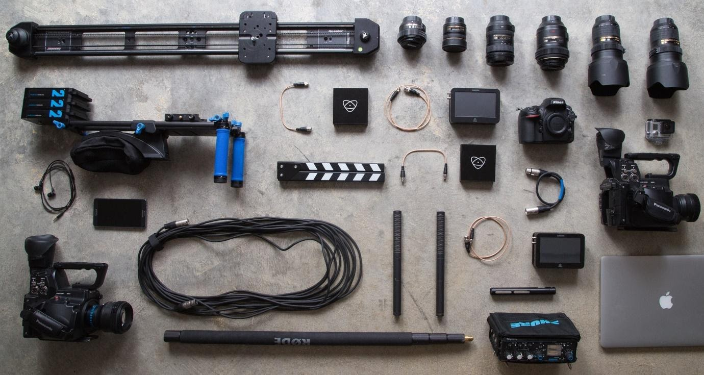 Video Equipment Rental Services