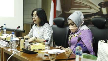 PPUU DPD RI Rapat Dengar Pendapat Bahas Prolegnas Prioritas 2022