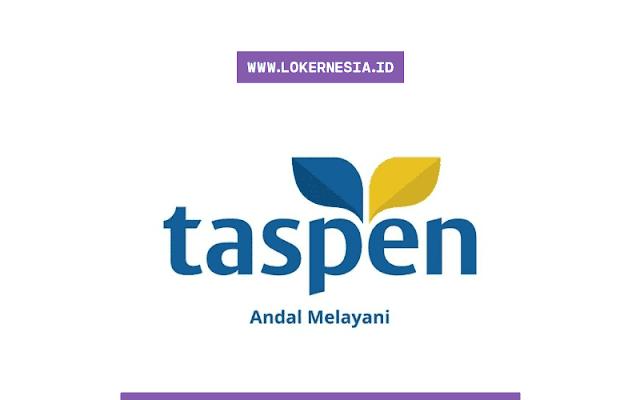 Lowongan Kerja BUMN PT Taspen (Persero) September 2020