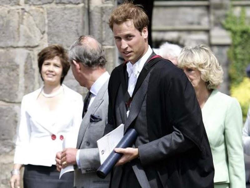 Pangeran William harus bergaul dengan 'siswa biasa' di Cambridge